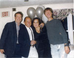 Bruce, Peter, Susan and Rich